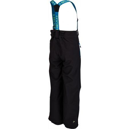 Dětské softshellové lyžařské kalhoty - Head LING - 3