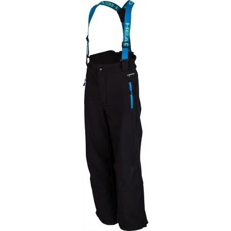 Head LING - Dětské softshellové lyžařské kalhoty