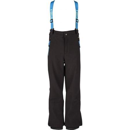 Dětské softshellové lyžařské kalhoty - Head LING - 2