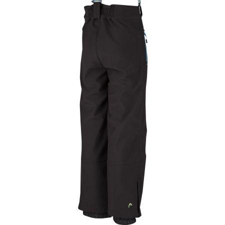 Dětské softshellové lyžařské kalhoty - Head LING - 5