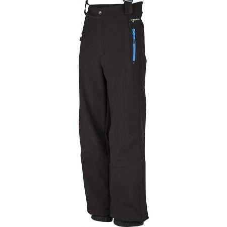 Dětské softshellové lyžařské kalhoty - Head LING - 4