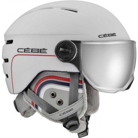 Dětská helma se štítem - Cebe FIREBALL JR