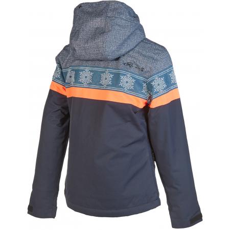 Dětská lyžařská bunda - Rehall ANNA-R-JR - 2