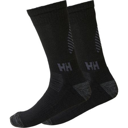 Helly Hansen LIFA MERINO 2-PACK - Pánské outdoorové ponožky