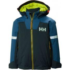 Helly Hansen K LEGEND INS JACKET - Dětská zimní bunda