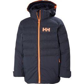 Helly Hansen NORTH DOWN JACKET - Dětská zimní bunda