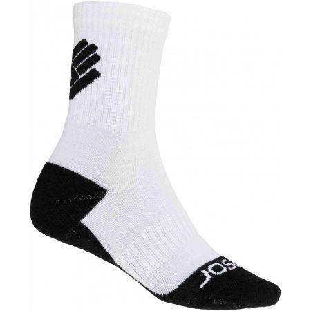 Sensor RACE MERINO BLK - Ponožky