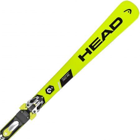 Sjezdové lyže - Head WC REBELS I RACE PRO + FF EVO 11 - 2