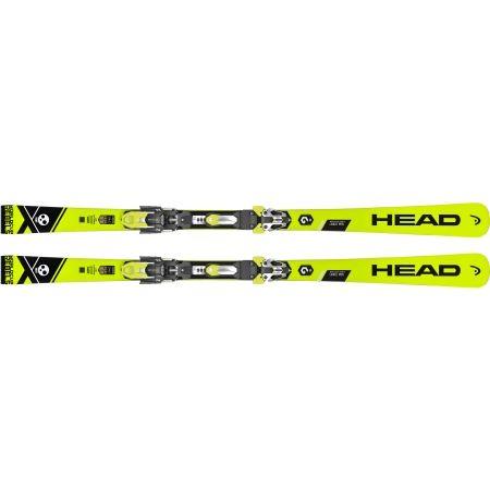 Sjezdové lyže - Head WC REBELS I RACE PRO + FF EVO 11 - 3
