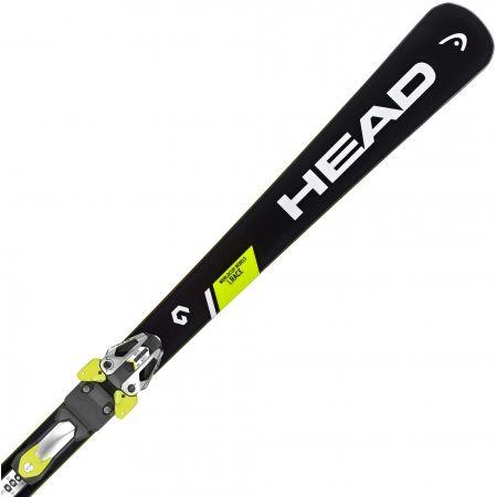 Sjezdové lyže - Head WC REBELS I RACE + FF EVO 11 - 1