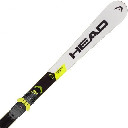 Sjezdové lyže - Head WC REBELS I.SLR AB + PRD 12 GW - 2