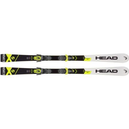 Sjezdové lyže - Head WC REBELS I.SLR AB + PRD 12 GW - 3