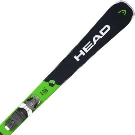 Sjezdové lyže - Head V-SHAPE V10 SW LYT-PR + PR 11 GW - 2