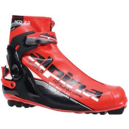 Alpina N COMBI - Obuv na kombi bězecké lyžování