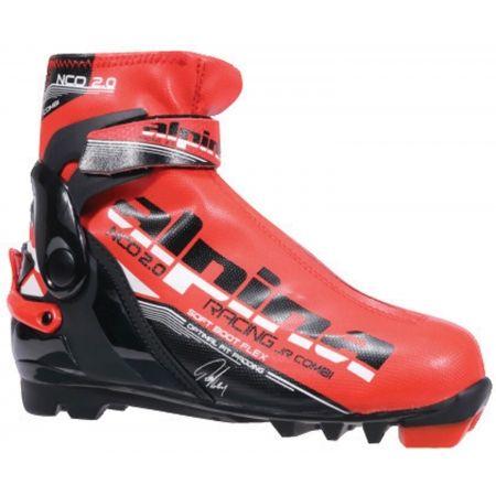Alpina N COMBI JR - Juniorská kombi obuv na bězecké lyžování