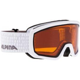 Alpina Sports SCARABEO JR DH - Unisexové lyžařské brýle