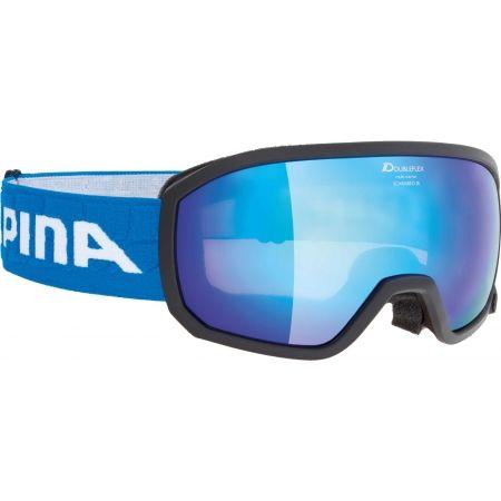 Alpina Sports SCARABEO JR MM - Dětské lyžařské brýle