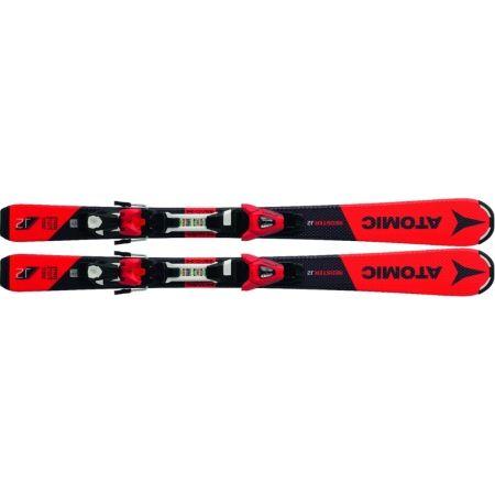 Dětské sjezdové lyže - Atomic REDSTER J2 + EC6 - 4