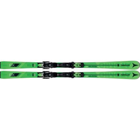 Sjezdové lyže - Atomic REDSTER X9 + X12TL - 3