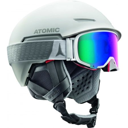 Lyžařská helma - Atomic REVENT AMID - 2