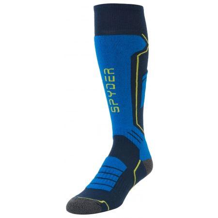 Spyder VELOCITY - Pánské lyžařské ponožky