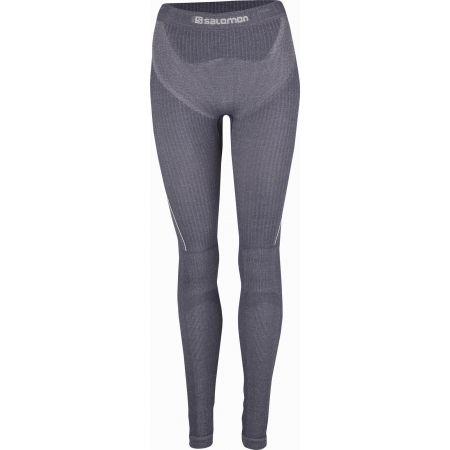 Salomon PRIMO WARM TIGHT W - Dámské termo kalhoty