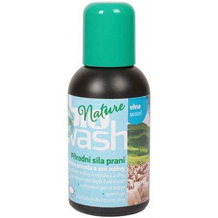 Prací gel speciálně na vlnu - Bio Wash LANOLIN NA VLNU