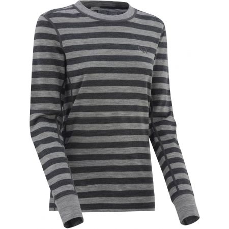 KARI TRAA ULLA - Dámské vlněné triko s dlouhým rukávem