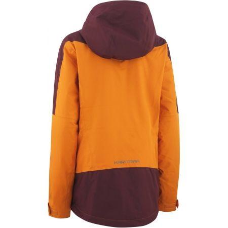 Dámská lyžařská bunda - KARI TRAA BUMP - 2