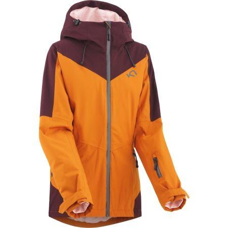 KARI TRAA BUMP - Dámská lyžařská bunda
