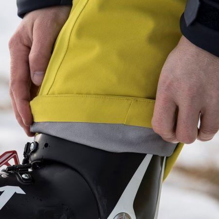 Pánské lyžařské kalhoty - Bergans HEMSEDAL HYBRID PNT - 11