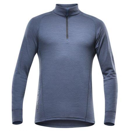 Devold DUO ACTIVE MAN ZIP NECK - Pánské funkční triko