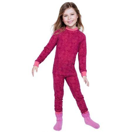Dětské termo triko - Devold ACTIVE KID SHIRT - 2