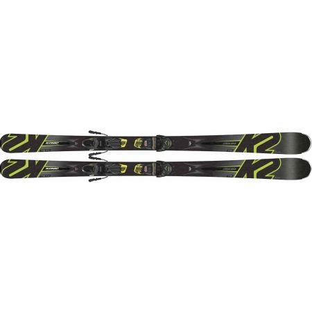 Sjezdové allmountain lyže - K2 KONIC 78 + M3 10 COMP - 4