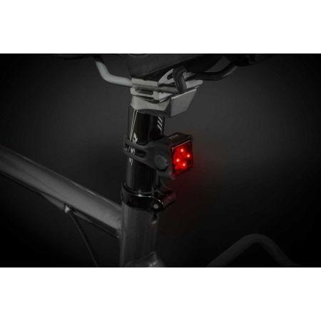 Set předního a zadního světla na kolo - AXA NITELINE 44-R - 4
