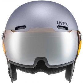 Uvex HLMT 500 VISOR - Lyžařská helma