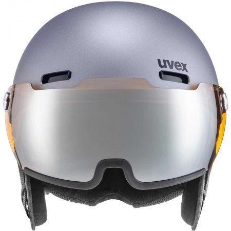 Lyžařská helma - Uvex HLMT 500 VISOR - 1