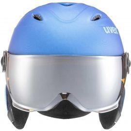 Uvex JUNIOR VISOR PRO - Dětská lyžařská helma