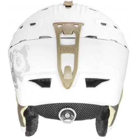 Dámská lyžařská helma - Uvex P2US WL - 2