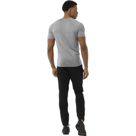 Pánské tričko - Smartwool MERINO 150 BASE P SL M - 3