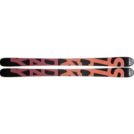 Pánské allmountain lyže - Line SICK DAY 94 - 3