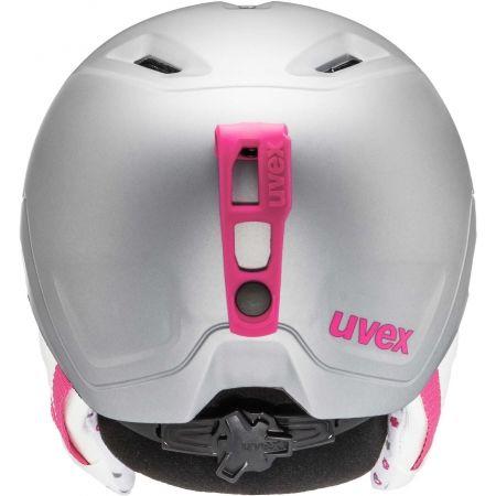 Dětská lyžařská helma - Uvex MANIC PRO - 3