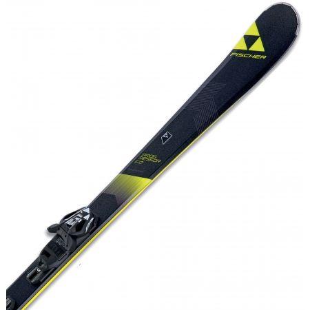 Sjezdové lyže - Fischer PROGRESSOR F17 + RS10 PR - 3