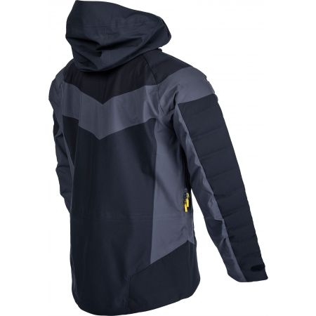 Pánská lyžařská bunda - Bergans HEMSEDAL HYBRID JKT - 4