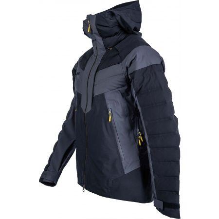 Pánská lyžařská bunda - Bergans HEMSEDAL HYBRID JKT - 3