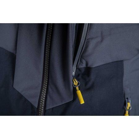 Pánská lyžařská bunda - Bergans HEMSEDAL HYBRID JKT - 14