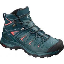 Salomon X ULTRA 3 MID GTX W - Dámská hikingová obuv
