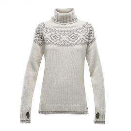 Devold ONA WOMAN ROUND SWEATER - Dámský svetr