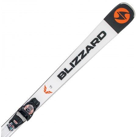 Sjezdové lyže - Blizzard FIREBIRD TI + TPC10 DEMO - 2