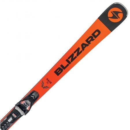 Sjezdové lyže - Blizzard FIREBIRD RACE TI + TPX12 DEMO - 2